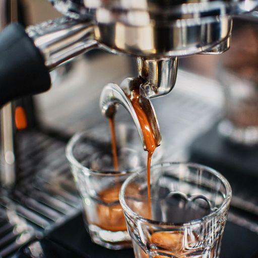 Édes, krémes, balanszos espresso készítés menete lépésenként