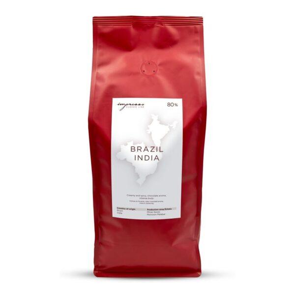 Karakteres kávékeverék utánozhatatlan ízvilág – Impresso Brazil-India
